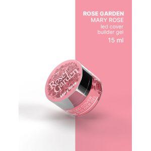 """Гель для наращивания Cosmogel Gel Builder LED Сover """"MARY ROSE  """"  нежно-розовый  15 мл"""